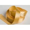 Satinband 25mm golden A110
