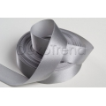 Satinband 25mm silber A072