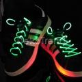 LED-Schnürsenkel grün