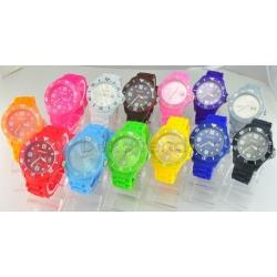 Silikon Armbanduhren