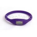 Sport Uhr violett