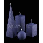 Bemalte Kerzen Klassisch Modern Deko Kerzen