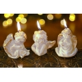 Engelchen Deko Kerzen