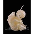 Schlafender Engelchen Deko Kerzen