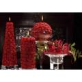 Miniatur Rosen Deko Kerzen