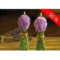 Lavendel Blume Duft Deko Kerzen