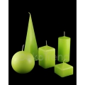 Naturkerzen Apfel Duft Kerzen