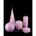 Naturkerzen Lavendel Duft Kerzen