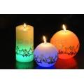 Sterne LED Kerzen